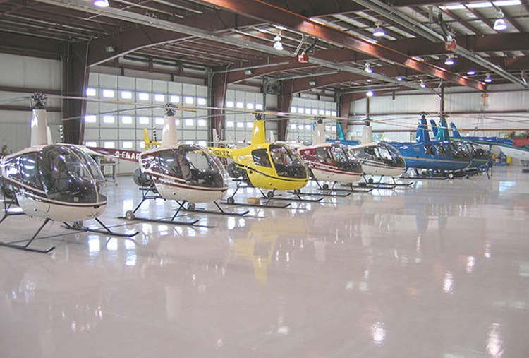 AVIATION / HELIPORT